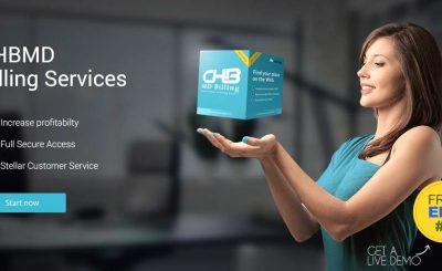 Medical Billing Website
