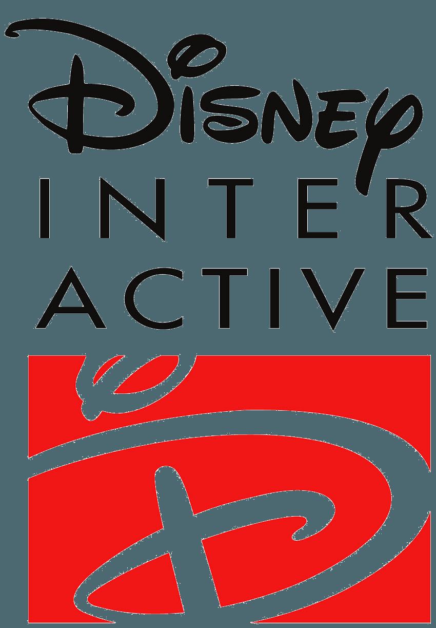 Disney Interactive 90s Logo