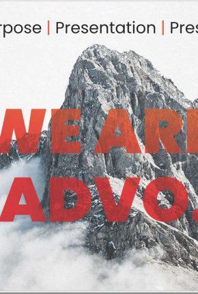 we are advo
