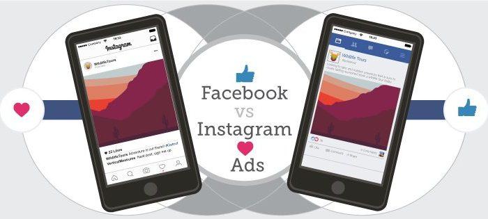 Facebook Vs Instagram Ads