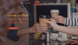 Restaurant & Coffee Shop Website Development