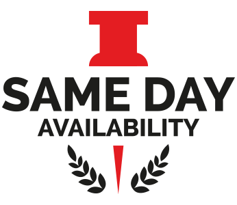 Same Day Availability